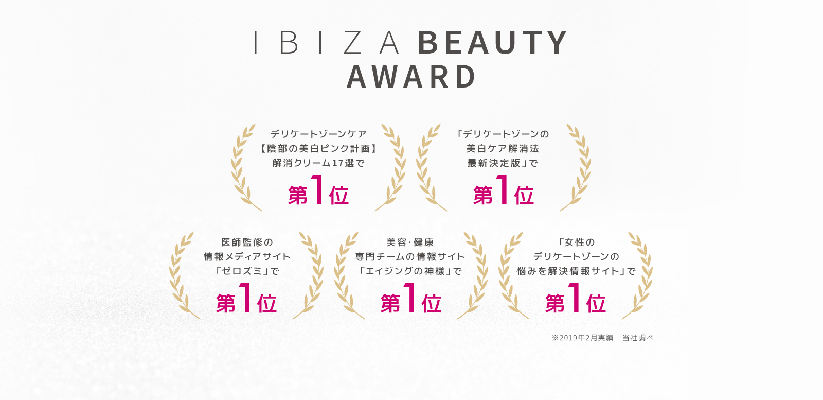 IBIZABEAUTY AWARD